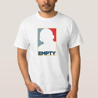 Camisa de la parodia del poster de la esperanza de