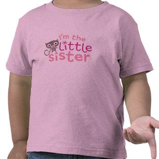 camisa de la pequeña hermana