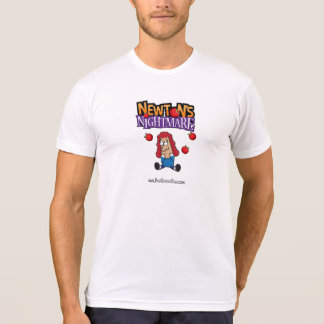 Camisa de la pesadilla de Newton