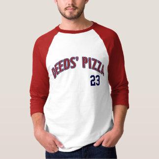 Camisa de la pizza de los hechos
