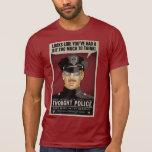 Camisa de la policía del pensamiento
