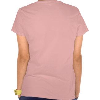 Camisa de la puesta del sol de la concha de Key We