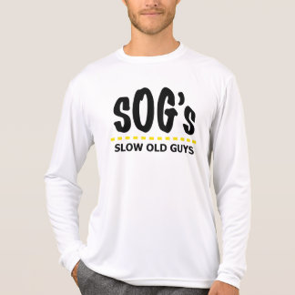 Camisa de la raza de SOG