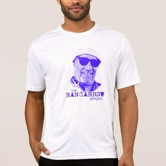 """Camisa de la raza del """"equipo azul"""" de los hombres"""