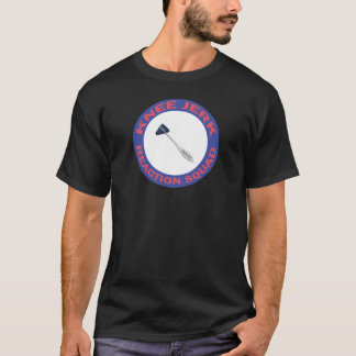 Camisa de la reacción del acto reflejo - hombres