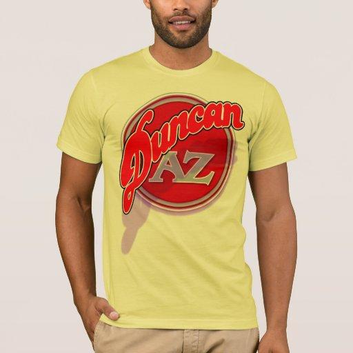 Camisa de la redada de Duncan AZ