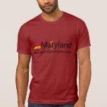 Camisa de la reunión de Marryland de la igualdad