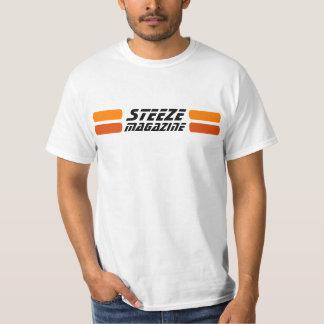 Camisa de la revista de Steeze