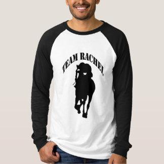 Camisa de la silueta de Raquel del equipo