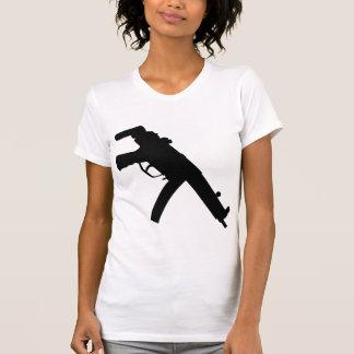 Camisa de la silueta MP5