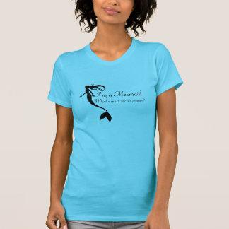 Camisa de la sirena -- Poder secreto