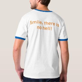 Camisa de la sonrisa del campanero SHL de los