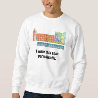 Camisa de la tabla periódica