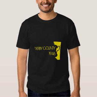 Camisa de la taza de Derby