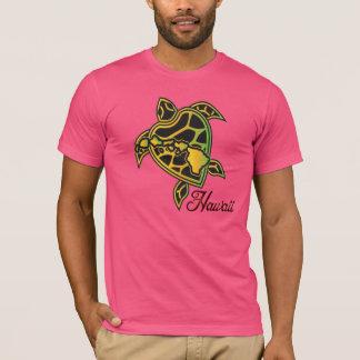 Camisa de la tortuga de Hawaii