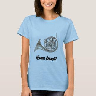 Camisa de la trompa