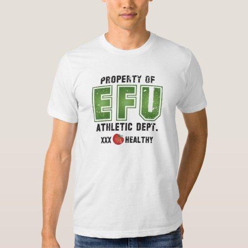 Camisa de la universidad del precio de la tierra