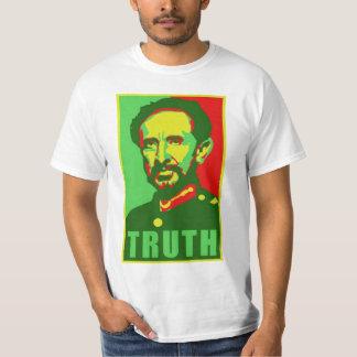 Camisa de la verdad de Selassie