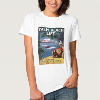 Camisa de la vida #19 del Palm Beach