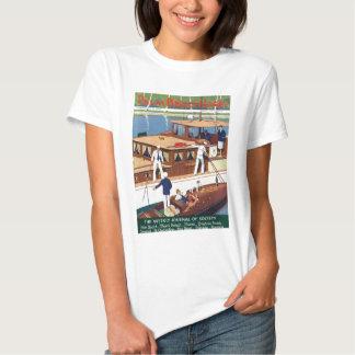 Camisa de la vida #6 del Palm Beach