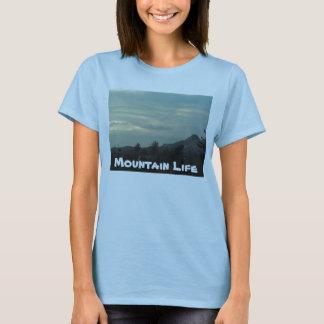 Camisa de la vida de la montaña