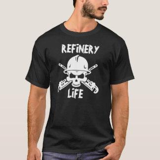 Camisa de la vida de la refinería de los colores