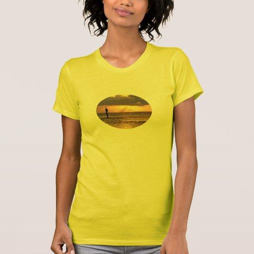 camisa de la vigilia de la tarde