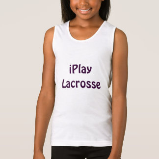 Camisa de LaCrosse de la juventud de los chicas