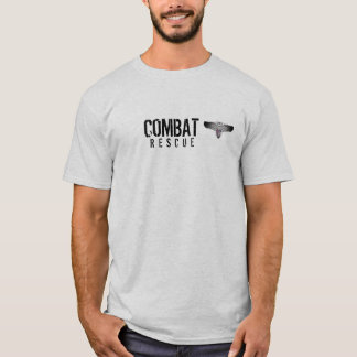 Camisa de las armas del rescate del combate del