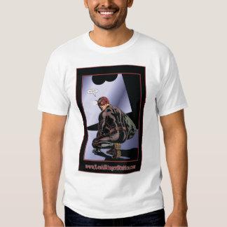 Camisa de las BOLAS de LSS