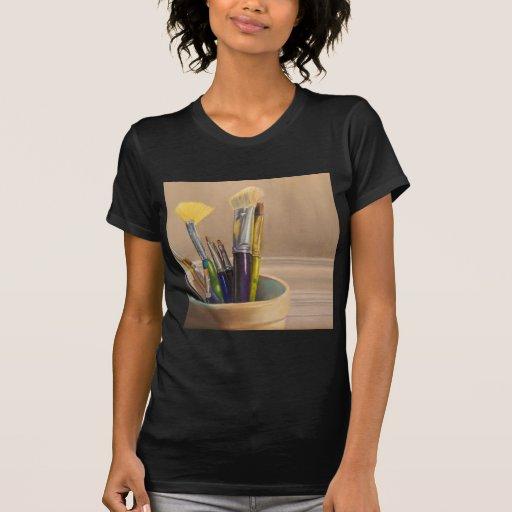Camisa de las brochas