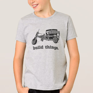Camisa de las cosas de la estructura