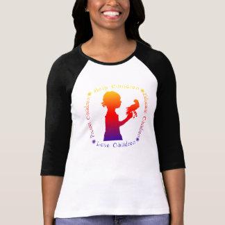 Camisa de las derechas de los niños