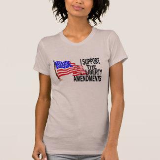 Camisa de las enmiendas de la libertad