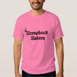 Camisa de las hermanas del libro de recuerdos