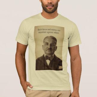Camisa de las ideas de Ludwig von Mises