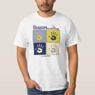 Camisa de las manos II de PCRF cuatro