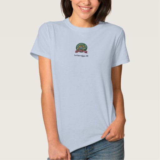 Camisa de las mujeres de la barra de los deportes