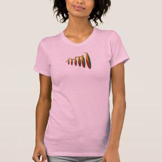Camisa de las mujeres: Toucan