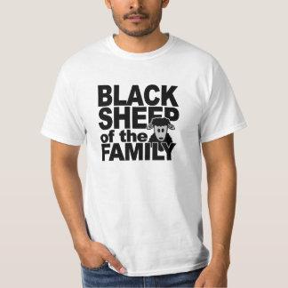 Camisa de las OVEJAS NEGRAS - elija el estilo y el
