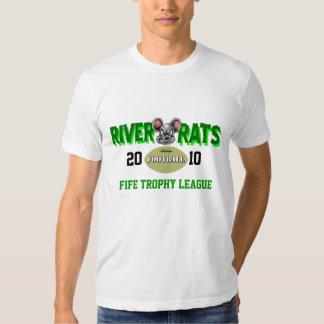 Camisa de las ratas del río