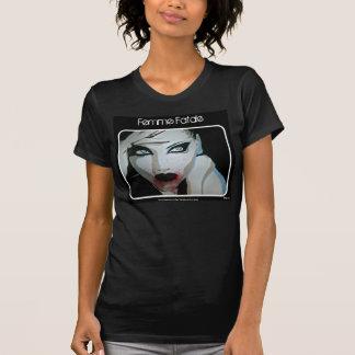 "Camisa de las señoras de ""Femme Fatale"""