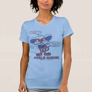 Camisa de las señoras del RATÓN del ESCUDO