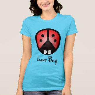 Camisa de las señoras del símbolo de paz de señora