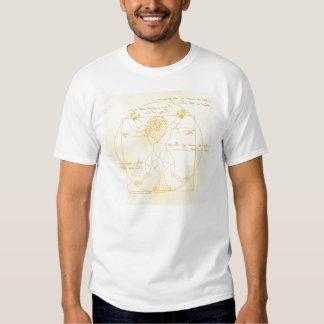 Camisa de LEOMORPHIC DA VINCI