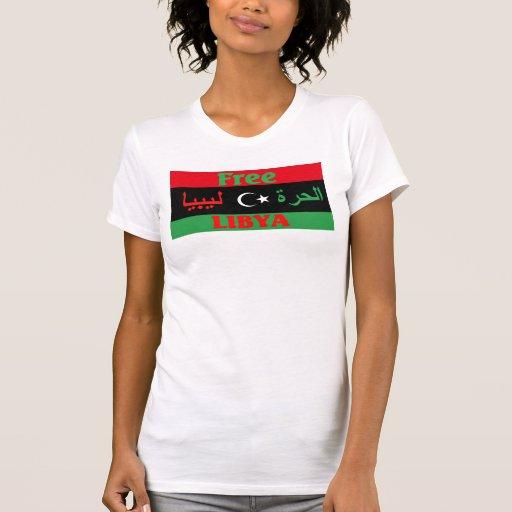 Camisa de Libia - ليبياالحرة
