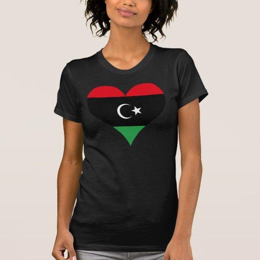 Camisa de Libia - ليبياالحرة libre de Libia