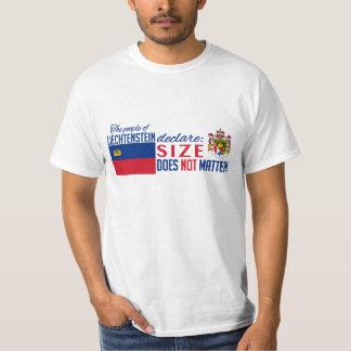 Camisa de Liechtenstein - elija el estilo, color