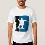 Camisa de Longboarding del Silverfish