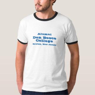 Camisa de los alumnos de Newton de la universidad